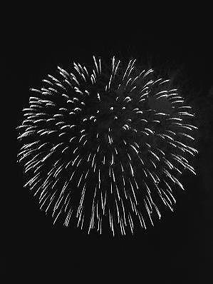 湖上祭の花火