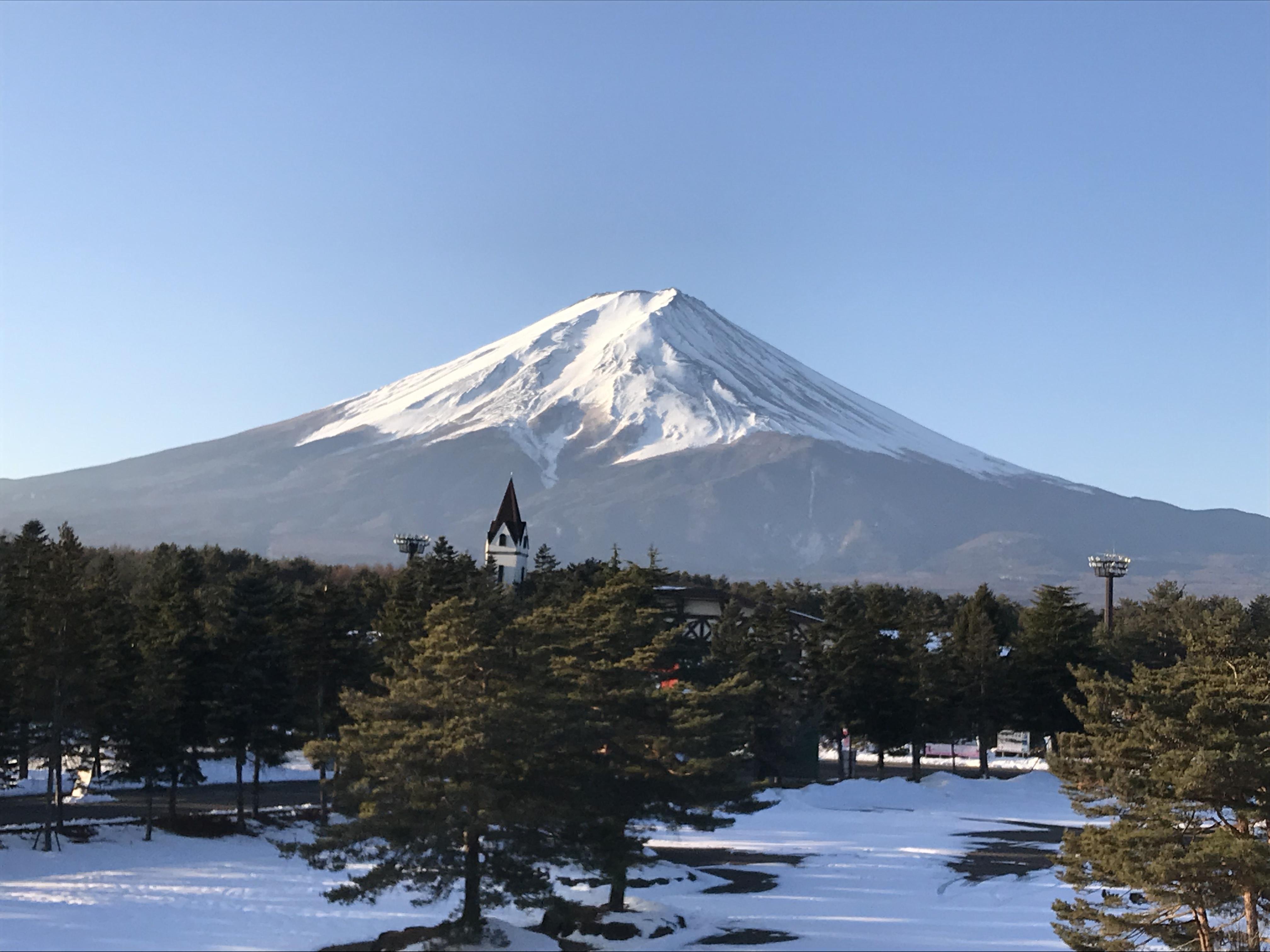 祝・富士山の日!